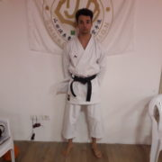 Nader El Shafei (cintura nera 2° Dan)