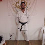 Michele Antonio Pasquariello( cintura nera 2° Dan)