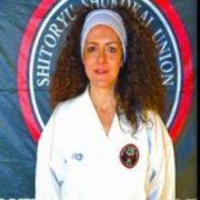 Valeria Poti: (cintura nera 2° Dan)