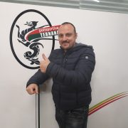 Alessandro Cervelli (cintura nera 2° Dan)
