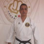 Maestro Luigi Gigante  (cintura nera 6° Dan FIJLKAM)